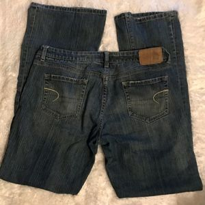 American Eagle Hipsters- Size 10 Long